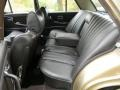 1971 S Class 280SE 3.5 Sedan Black Interior