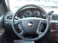 Ebony Steering Wheel Photo for 2011 Chevrolet Silverado 1500 #38105329