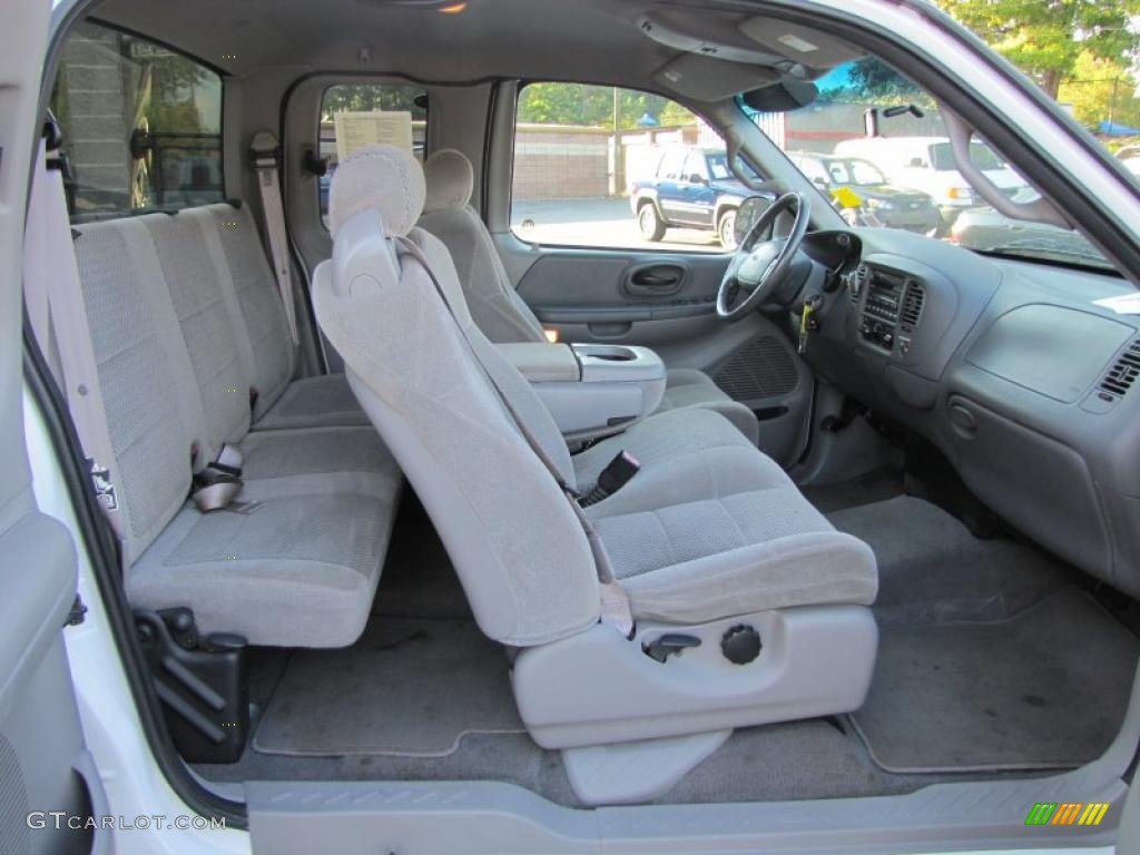 2002 Ford F150 XLT SuperCab interior Photo #38108435 ...