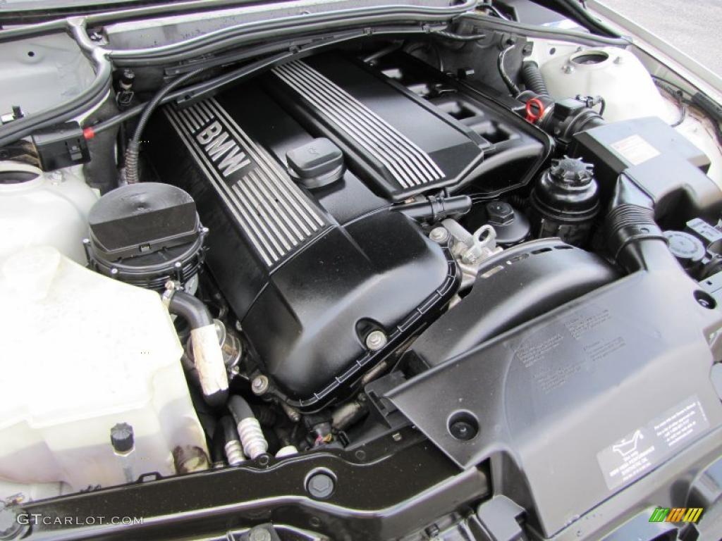 1999 Bmw 3 Series 328i Sedan 2 8l Dohc 24v Inline 6