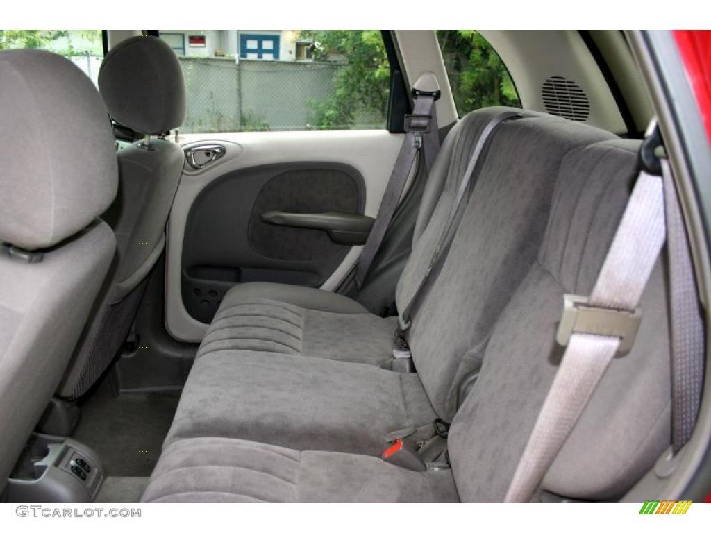 2002 Chrysler PT Cruiser Standard PT Cruiser Model Interior Photo #38110195