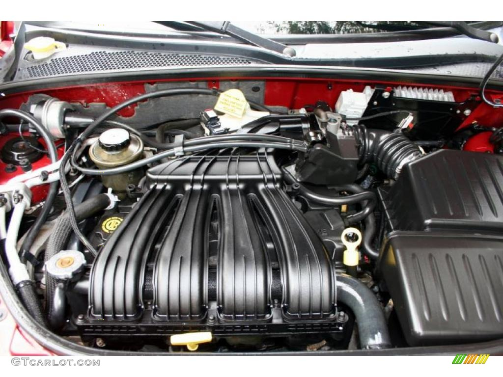 Cruiser Limited 2 4 Liter Dohc 16v 4 Cylinder Engine Photo