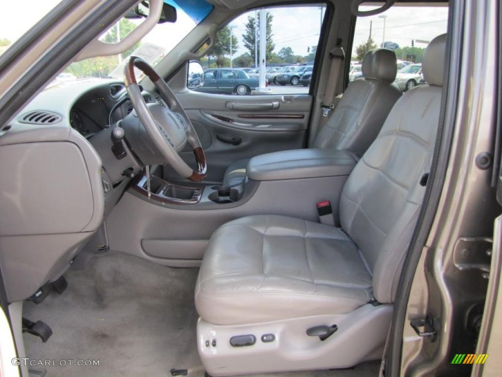 2002 Lincoln Navigator Luxury 4x4 Interior Photo 38110855