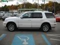 White Platinum Tri-Coat Metallic - Mountaineer V8 Premier AWD Photo No. 6