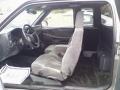 Graphite Interior Photo for 2002 Chevrolet S10 #38112719