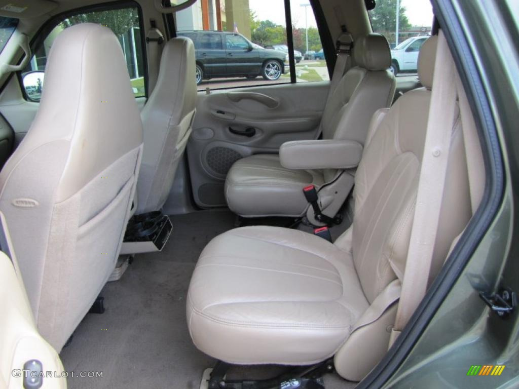 2001 Ford Expedition Eddie Bauer Interior Photo 38115655
