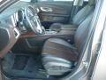 Jet Black/Brownstone Interior Photo for 2010 Chevrolet Equinox #38116123