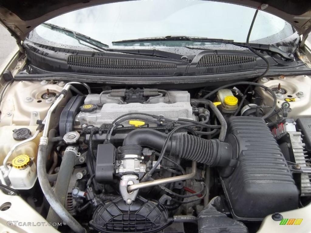 Dodge Stratus 2 4l Dohc Engine Diagram Dodge Get Free