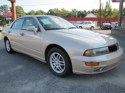 2001 Mitsubishi Diamante LS Data, Info and Specs
