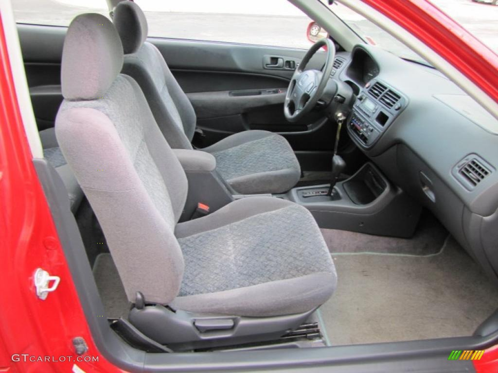 Delightful 1998 Honda Civic EX Coupe Interior Photo #38120507 Design Inspirations
