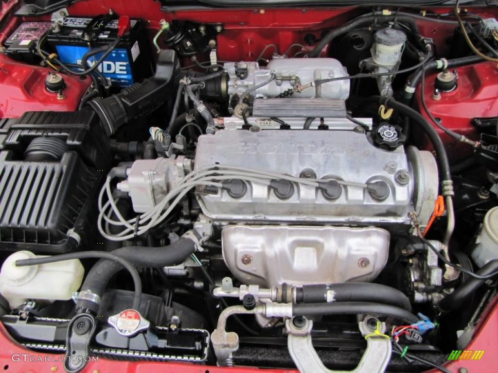 Diagram of a 1993 honda civic ex vtec engine get free for Motor oil for honda civic 1998
