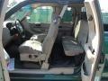 Medium Parchment 2000 Ford F150 Interiors