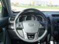 2011 Bright Silver Kia Sorento LX AWD  photo #16