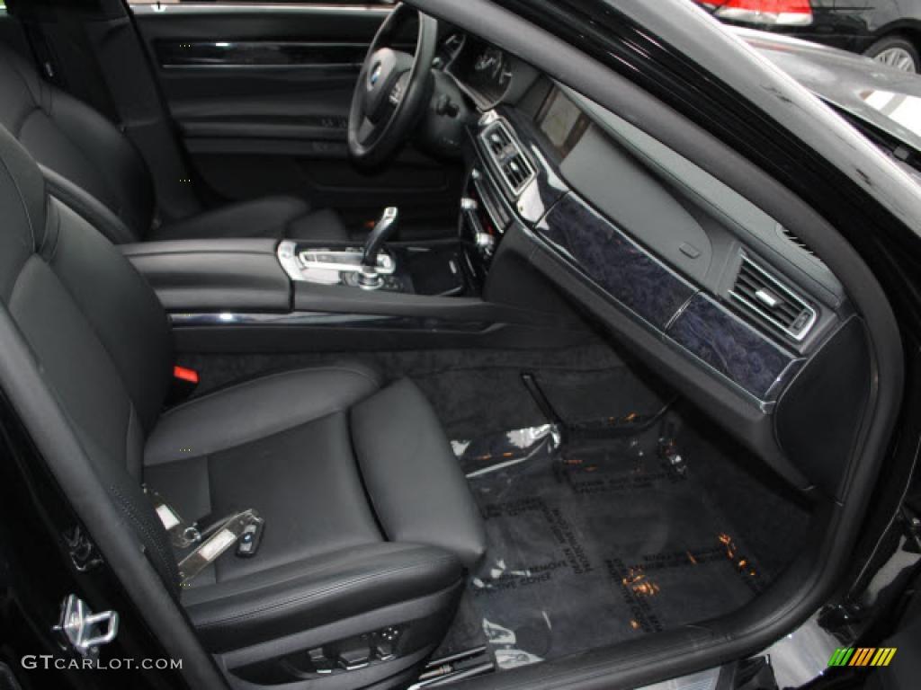 Bmw Impressive 2016 750li Xdrive Interior 7
