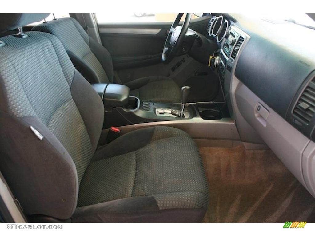 Dark Charcoal Interior 2004 Toyota 4runner Sport Edition 4x4 Photo 38140550
