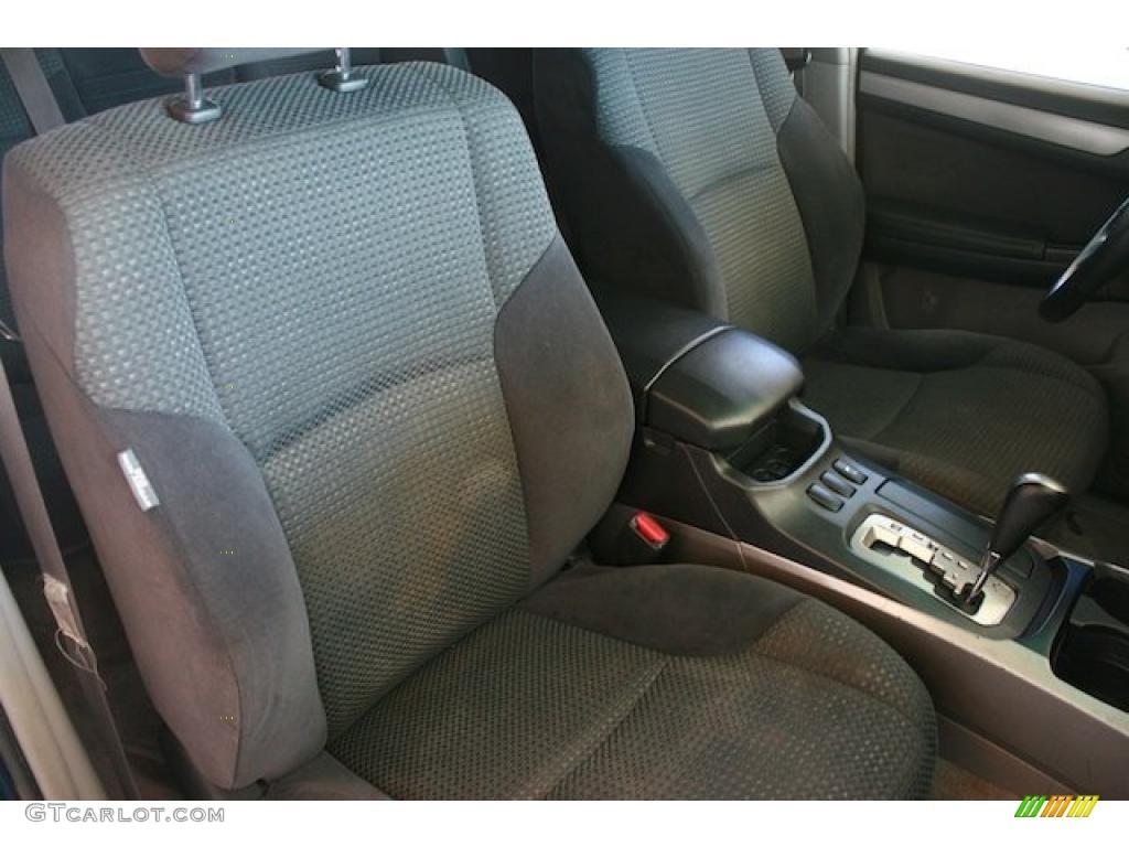 Dark Charcoal Interior 2004 Toyota 4runner Sport Edition 4x4 Photo 38140578