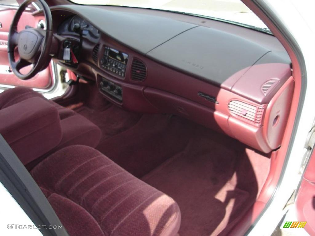 Bordeaux Red Interior 1998 Buick Century Custom Photo 38151672 Gtcarlot Com