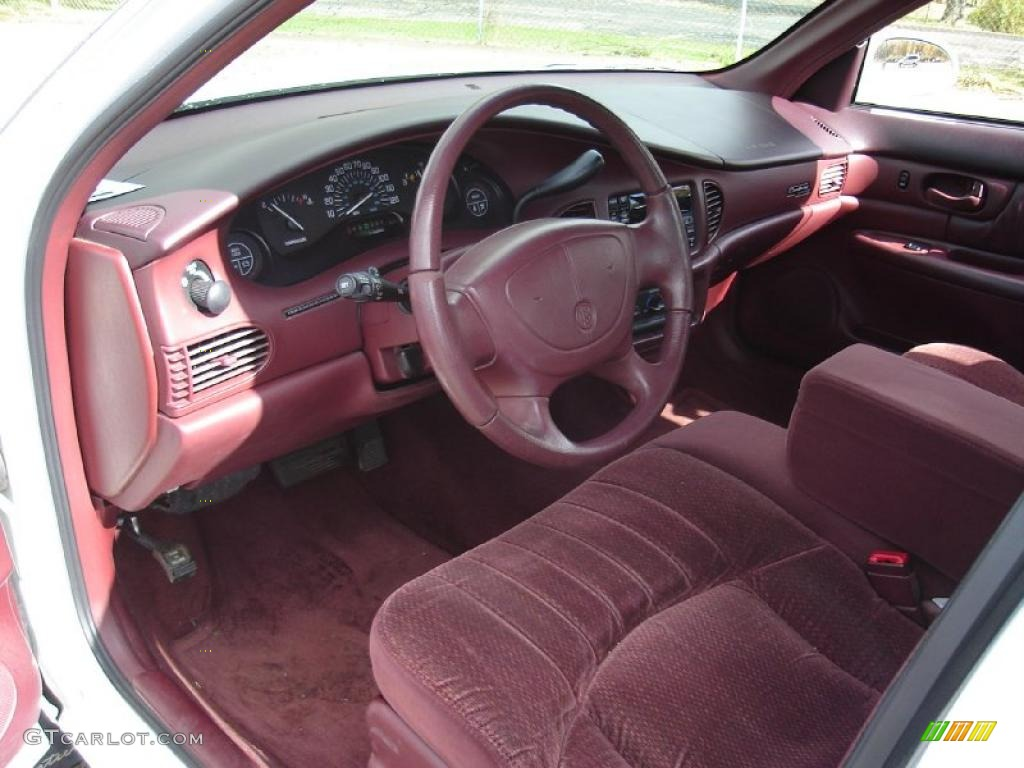 1998 buick century custom interior photo 38151776