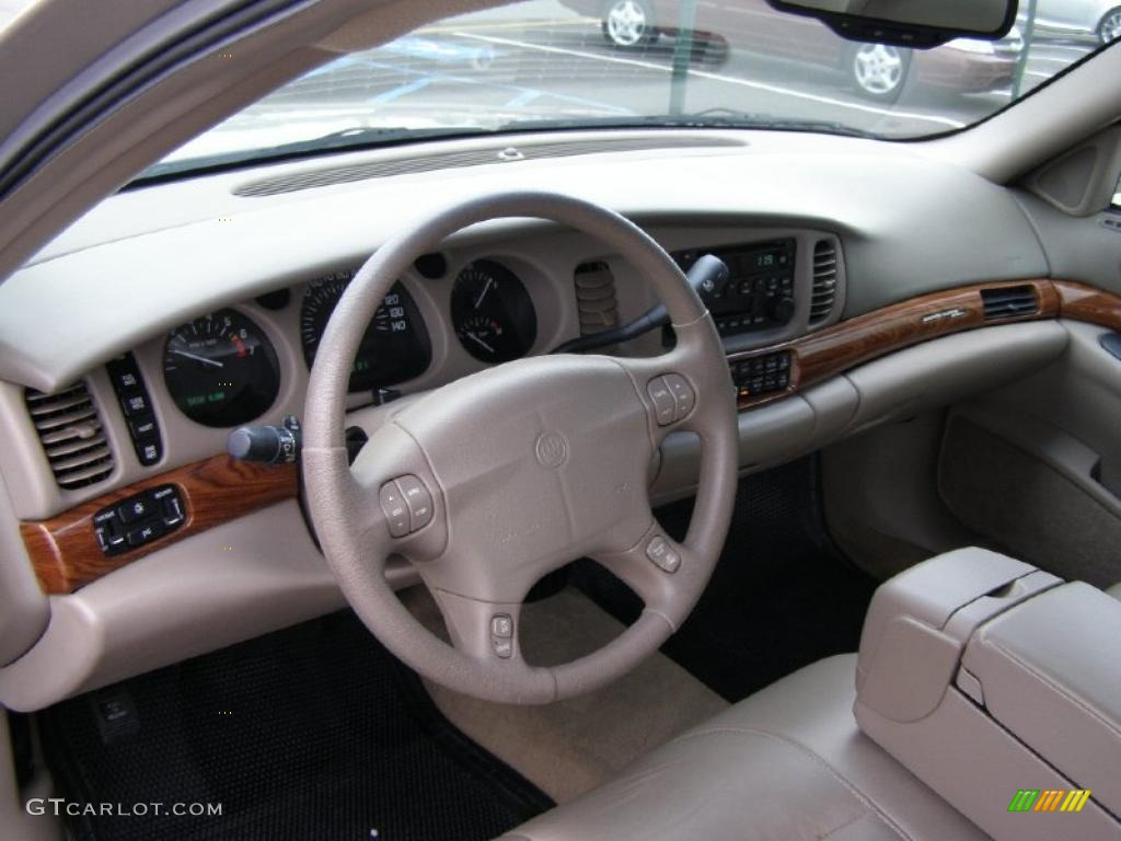 on 2000 Buick Lesabre Custom
