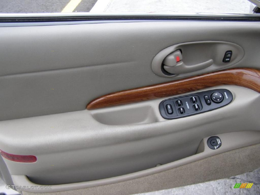 on 1989 Buick Lesabre Trunk