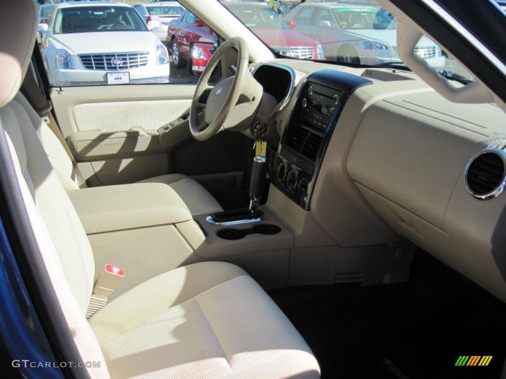 2008 ford explorer sport trac xlt interior photo 38168286