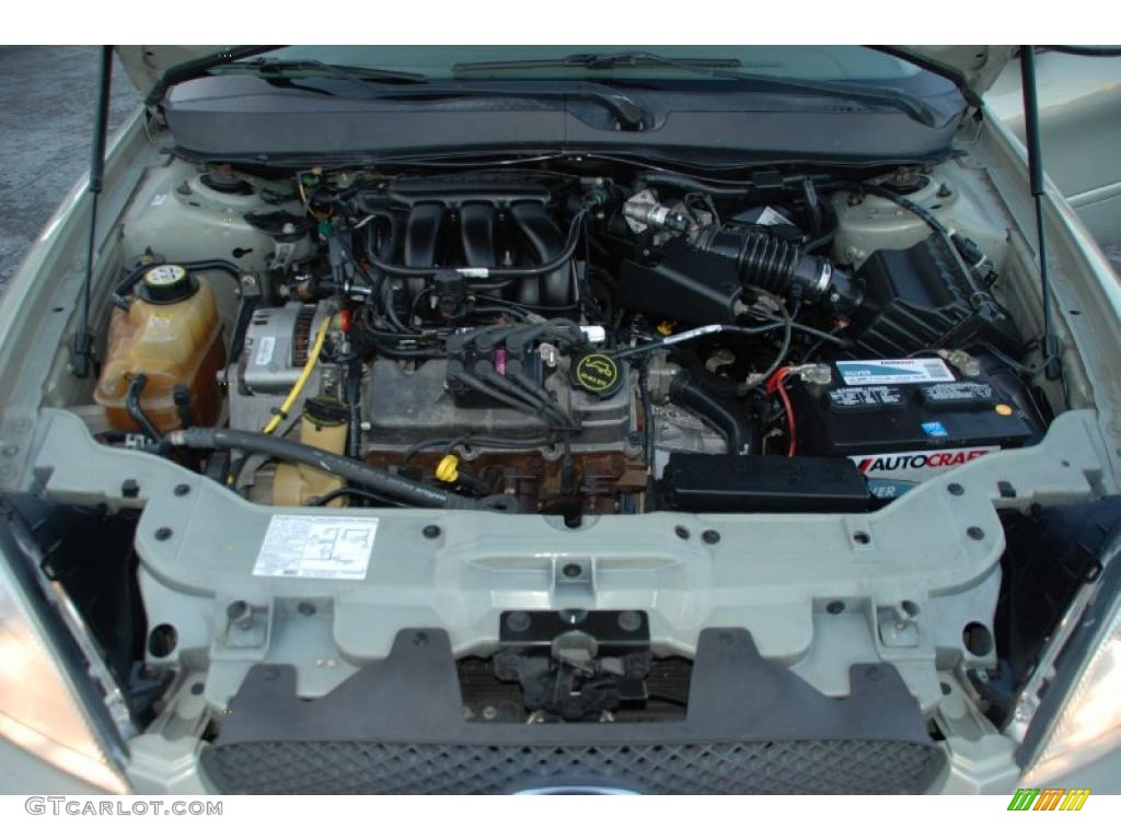 2004 Ford Taurus Se Sedan 3 0 Liter Ohv 12