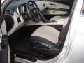 Jet Black/Light Titanium Interior Photo for 2010 Chevrolet Equinox #38181476