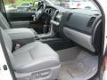 Graphite Gray Interior Photo for 2010 Toyota Tundra #38185464