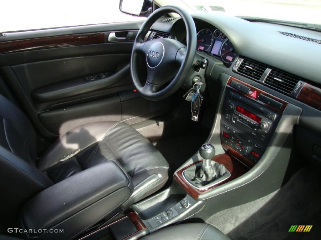 2003 Audi A6 2 7t Quattro Sedan Interior Photo 38187920