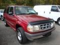 1996 Electric Red Metallic Ford Explorer Eddie Bauer 4x4 #38169702