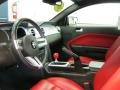 2007 Torch Red Ford Mustang GT Premium Coupe  photo #25