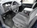 Dark Slate Gray Interior Photo for 2002 Dodge Ram 1500 #38189875