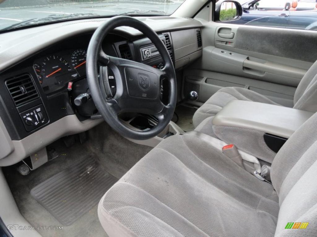 on 1991 Dodge Dakota Interior