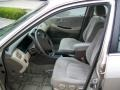 2000 Accord SE Sedan Ivory Interior
