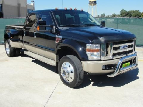 2008 ford f450 super duty king ranch crew cab 4x4 dually data info and specs. Black Bedroom Furniture Sets. Home Design Ideas