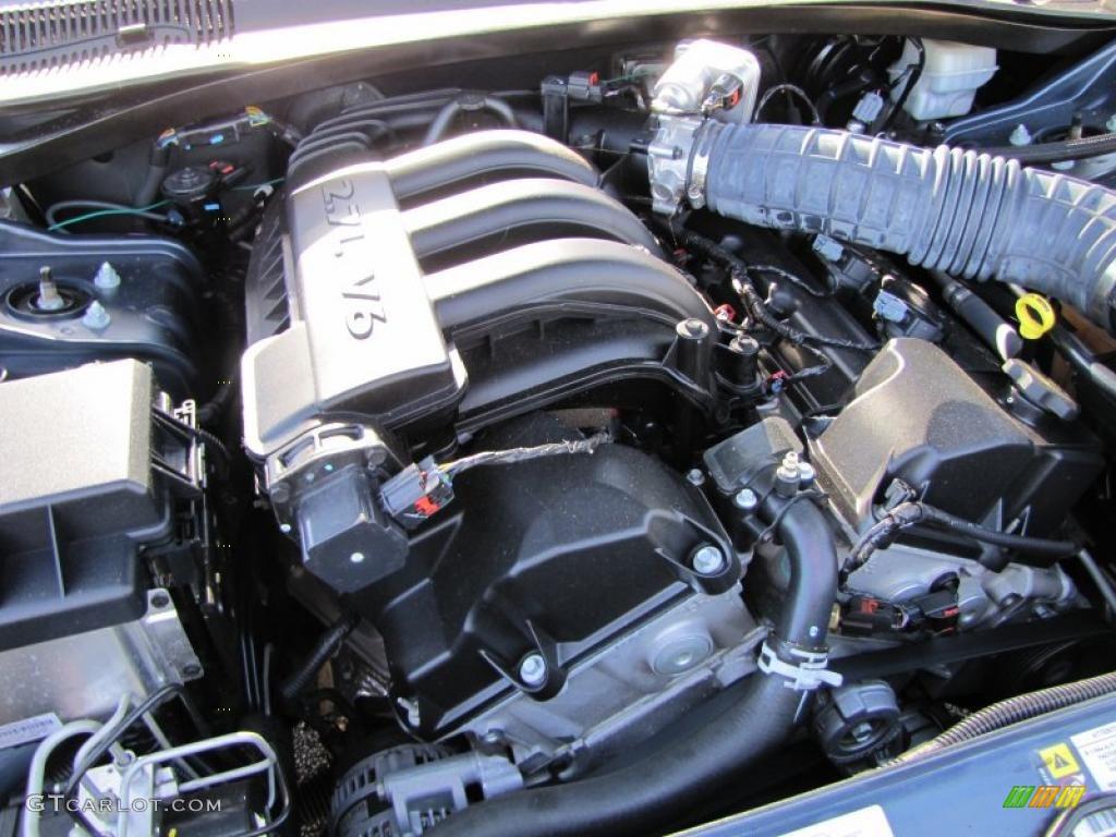 2007 Dodge Magnum Se 2 7 Liter Dohc 24