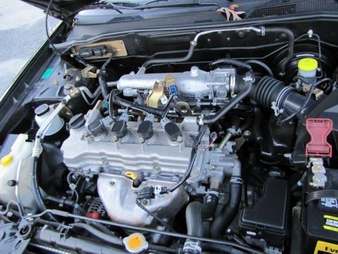 2005 Nissan Sentra 1.8 S 1.8 Liter DOHC 16-Valve 4 Cylinder Engine