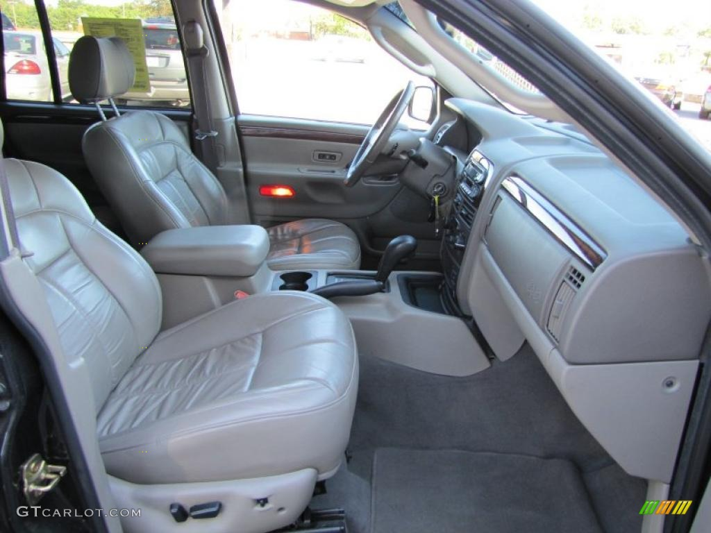 taupe interior 2003 jeep grand cherokee limited 4x4 photo 38201500 gtcarlot com gtcarlot com