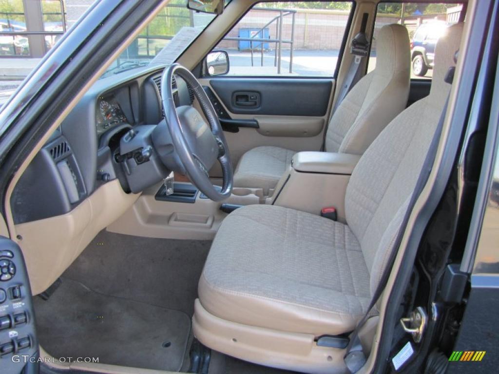 2000 Jeep Cherokee Sport Interior Photo 38201964