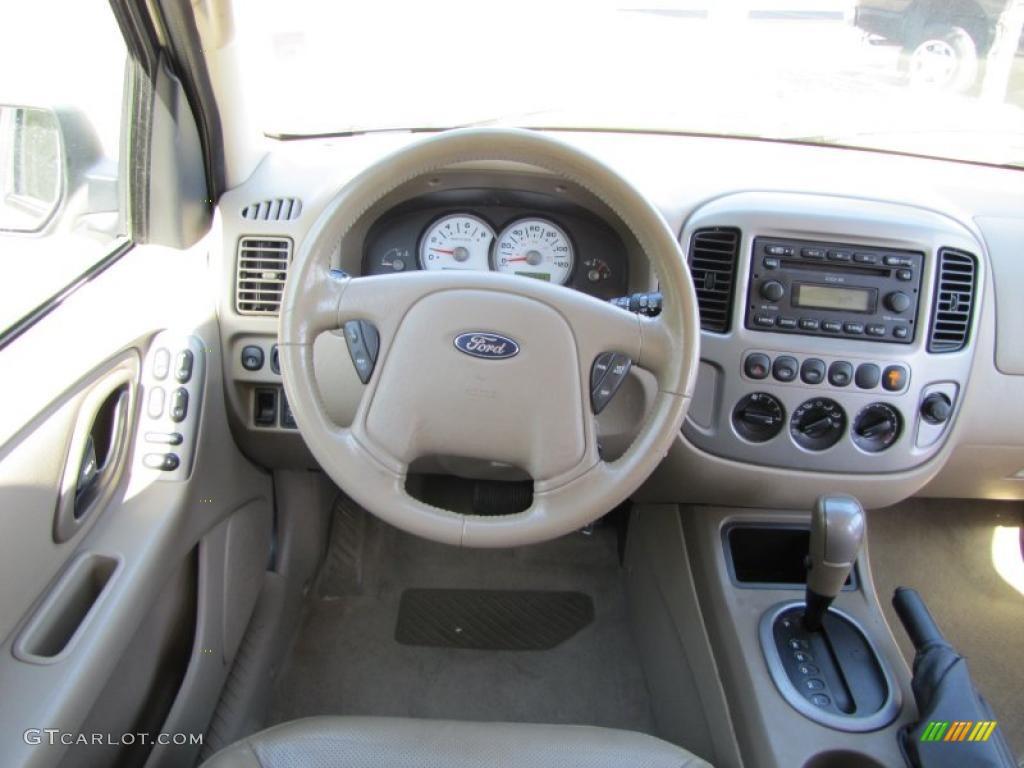 2005 ford escape limited medium dark pebble beige. Black Bedroom Furniture Sets. Home Design Ideas