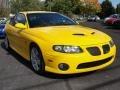Yellow Jacket 2005 Pontiac GTO Coupe