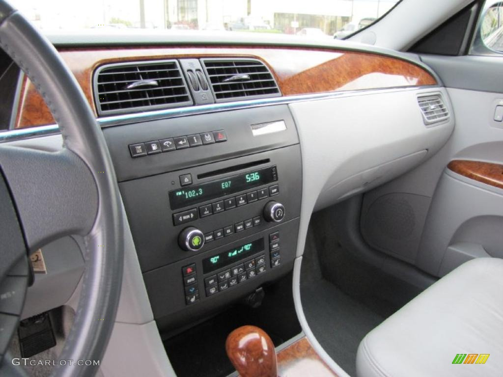 2006 buick lacrosse cxs gray dashboard photo 38206276. Black Bedroom Furniture Sets. Home Design Ideas