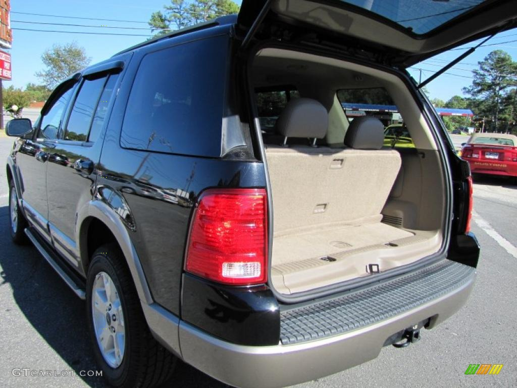 2003 Ford Explorer Eddie Bauer Trunk Photo #38207408