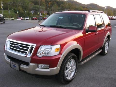 2010 ford explorer eddie bauer 4x4 data info and specs. Black Bedroom Furniture Sets. Home Design Ideas