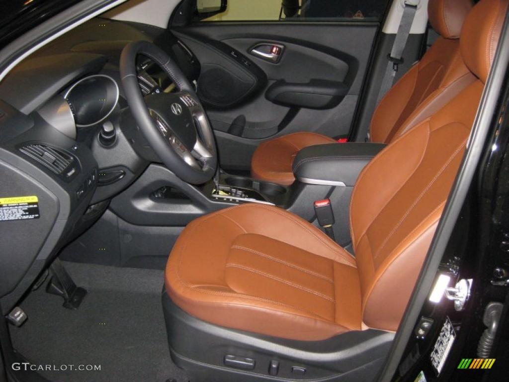 2011 Hyundai Tucson Limited Interior Photo 38214292