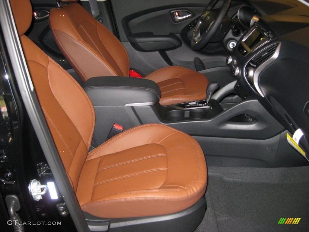 2011 Hyundai Tucson Limited Interior Photo 38214376