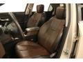 Jet Black/Brownstone Interior Photo for 2010 Chevrolet Equinox #38217152
