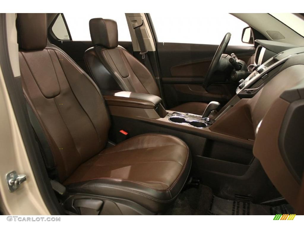 jet black brownstone interior 2010 chevrolet equinox ltz. Black Bedroom Furniture Sets. Home Design Ideas