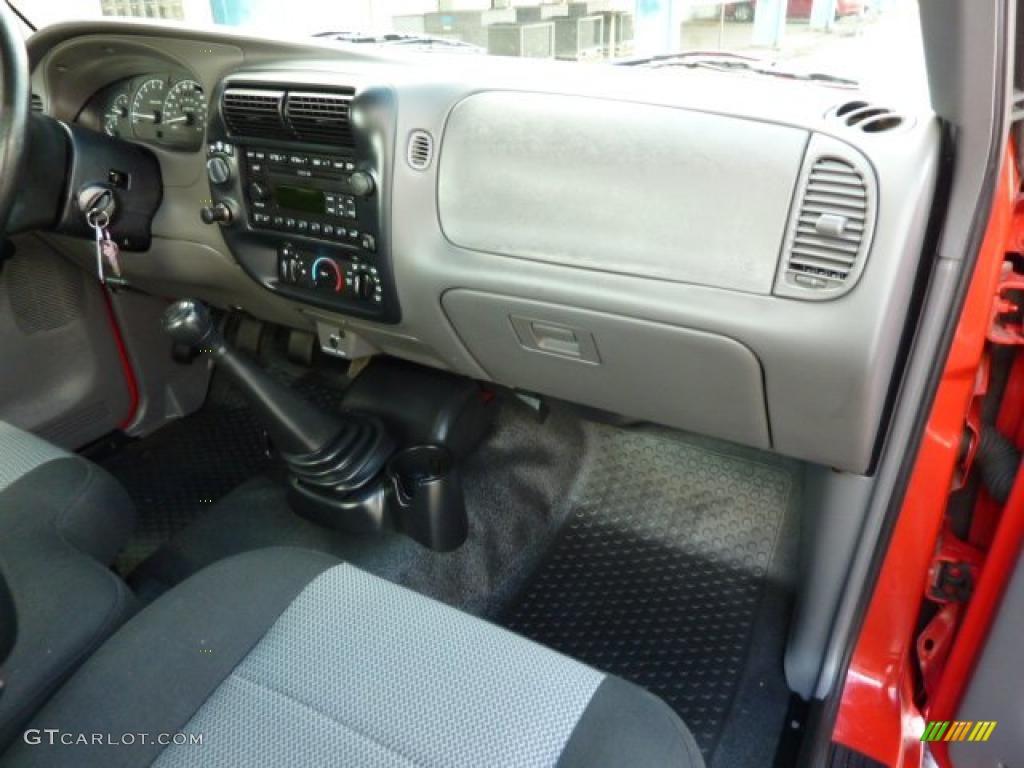 2003 Ford Ranger Edge Regular Cab 4x4 Interior Photo 38227349