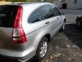 2009 Alabaster Silver Metallic Honda CR-V EX 4WD  photo #3